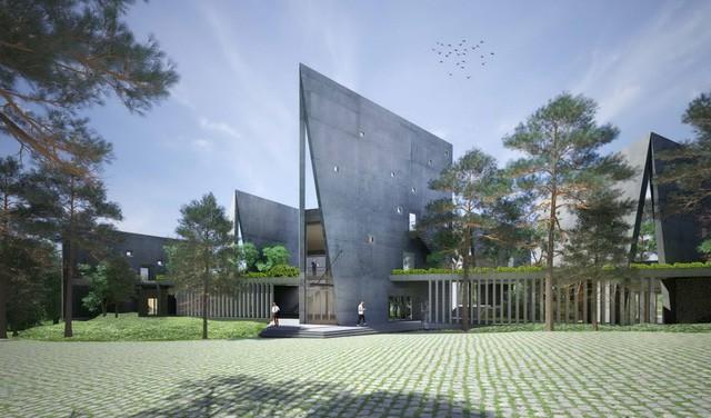 Ngắm 2 công trình của Việt Nam vừa đoạt giải Oscar kiến trúc thế giới - Ảnh 9.