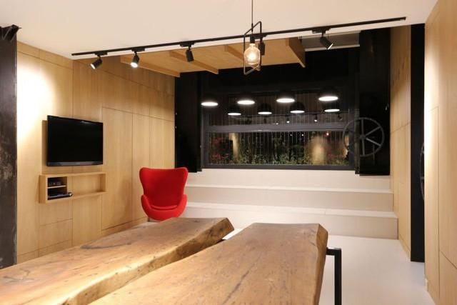 Căn hộ studio gây bão với lối thiết kế vô cùng độc đáo - Ảnh 9.