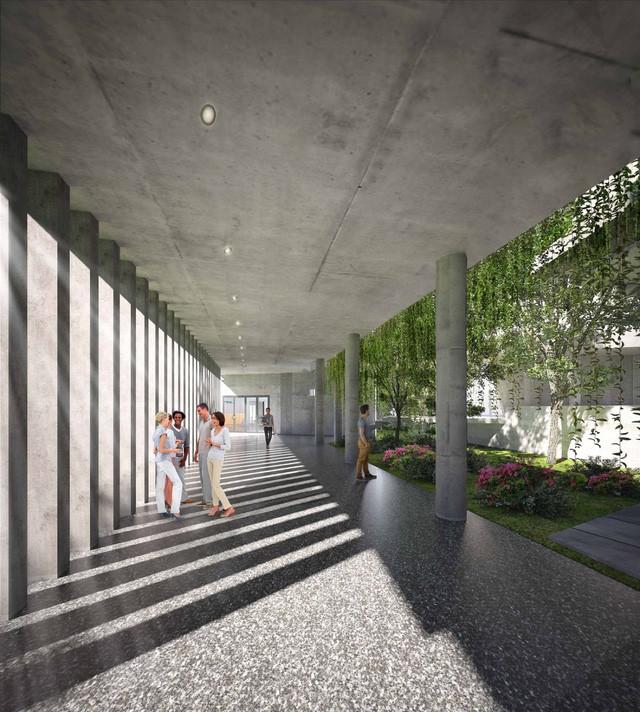 Ngắm 2 công trình của Việt Nam vừa đoạt giải Oscar kiến trúc thế giới - Ảnh 10.