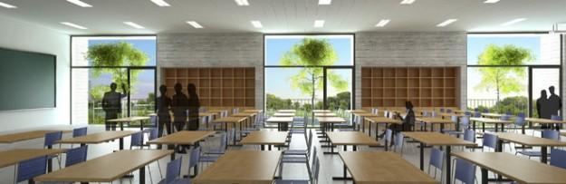 Đại học FPT do Võ Trọng Nghĩa Architects thiết kế lọt Top 10 công trình giáo dục tiêu biểu năm 2017 - Ảnh 12.
