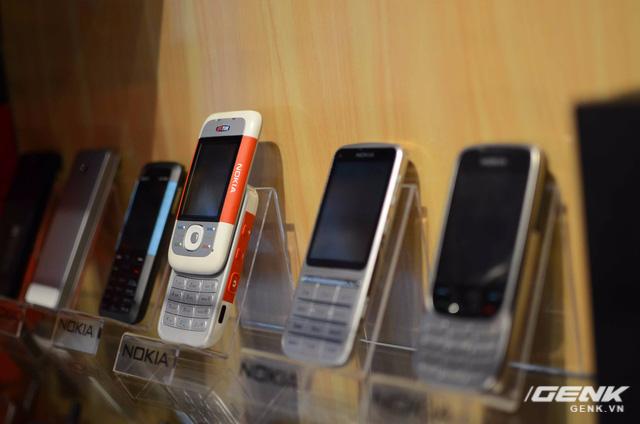 Nokia 5300 - điện thoại đầu tiên của dòng Express Music, niềm mơ ước của các tín đồ âm nhạc một thời.
