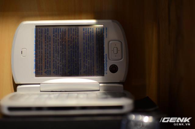 O2 Exec - PDA cao cấp, ra mắt tầm năm 2005 với giá xuất xưởng hơn 1000$.