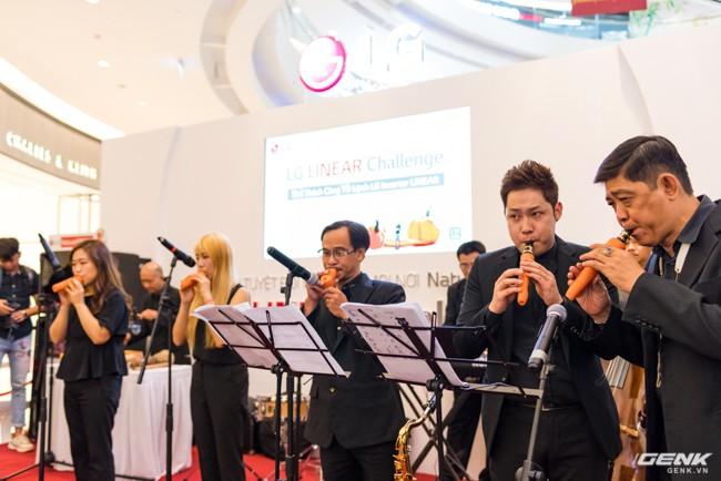 LG Electronics giới thiệu dòng tủ lạnh công nghệ Inverter Linear tại thị trường Việt Nam: tiết kiệm điện hơn, giảm độ ồn, làm lạnh nhanh hơn 35% - Ảnh 8.