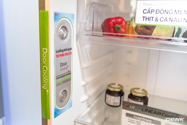 LG Electronics giới thiệu dòng tủ lạnh công nghệ Inverter Linear tại thị trường Việt Nam: tiết kiệm điện hơn, giảm độ ồn, làm lạnh nhanh hơn 35% - Ảnh 4.