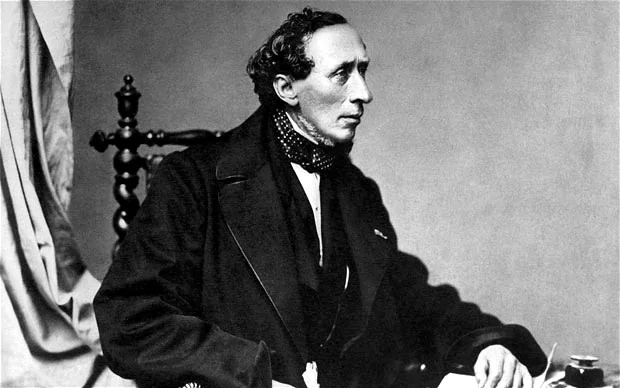 Nhà văn Hans Christian Andersen
