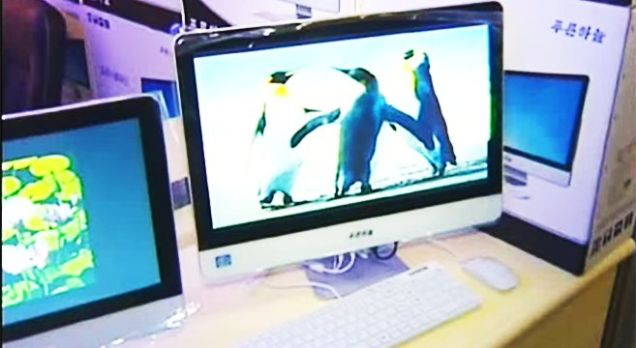 Chiếc máy tính giống iMac của Apple