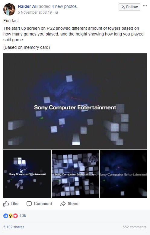 Là một phần của thanh xuân nhưng bạn có biết thông điệp bí ẩn trên màn hình chờ của PS2? - Ảnh 5.