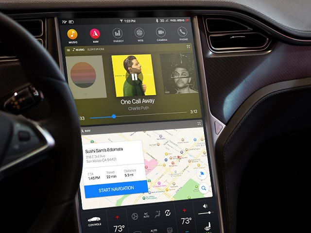 Trải nghiệm Tesla gợi nhắc rất nhiều đến Apple.
