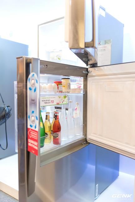 LG Electronics giới thiệu dòng tủ lạnh công nghệ Inverter Linear tại thị trường Việt Nam: tiết kiệm điện hơn, giảm độ ồn, làm lạnh nhanh hơn 35% - Ảnh 5.