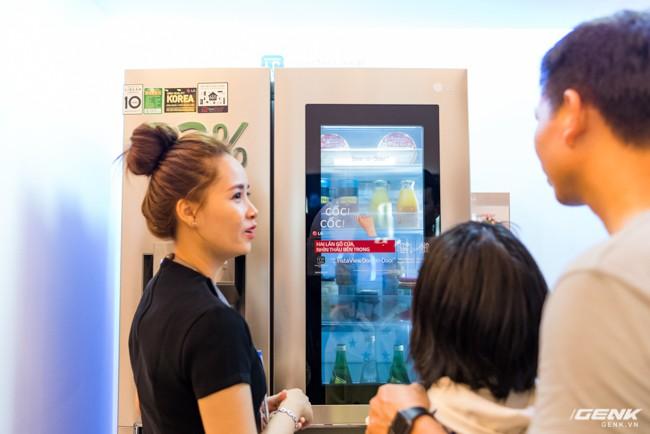LG Electronics giới thiệu dòng tủ lạnh công nghệ Inverter Linear tại thị trường Việt Nam: tiết kiệm điện hơn, giảm độ ồn, làm lạnh nhanh hơn 35% - Ảnh 2.