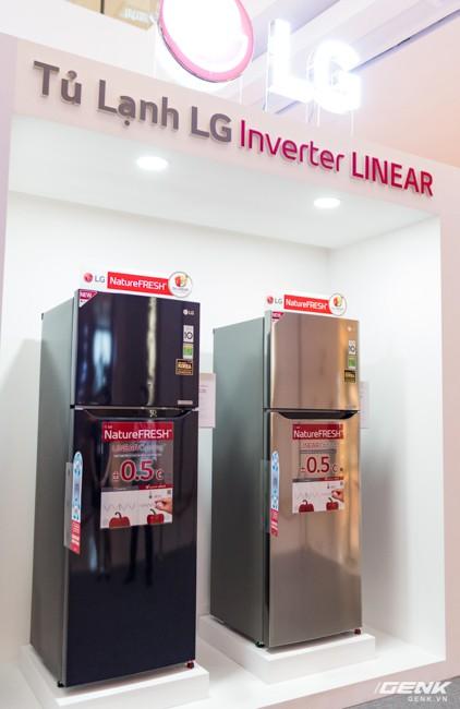 LG Electronics giới thiệu dòng tủ lạnh công nghệ Inverter Linear tại thị trường Việt Nam: tiết kiệm điện hơn, giảm độ ồn, làm lạnh nhanh hơn 35% - Ảnh 3.