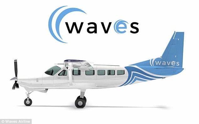 Hãng bay Waves sẽ cho khách hàng đi nhờ xe