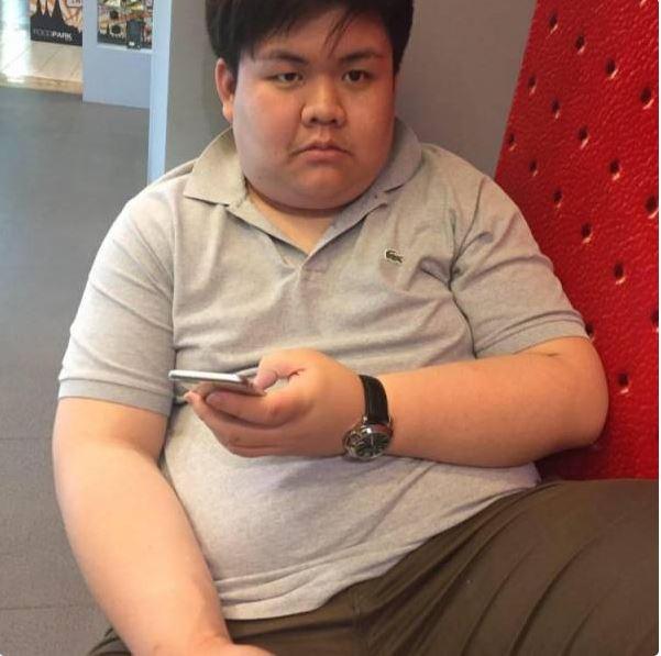 Bị mọi cô gái từ chối, chàng béo tạ rưỡi ở Thái Lan quyết tâm giảm cân và cái kết mỹ mãn - Ảnh 1.