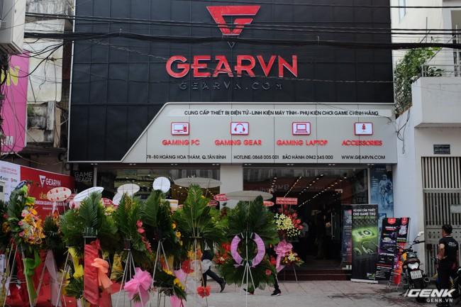 GearVN khai trương showroom trải nghiệm sản phẩm gaming cao cấp tại TP.HCM - Ảnh 1.