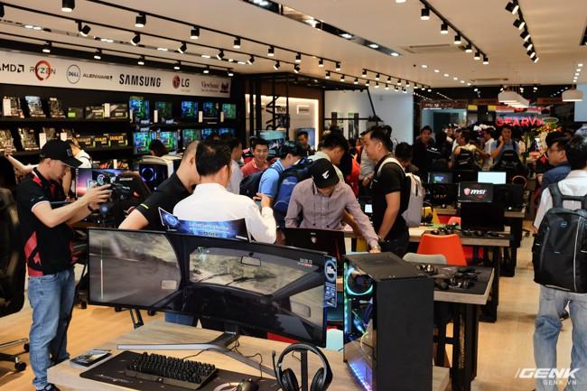 GearVN khai trương showroom trải nghiệm sản phẩm gaming cao cấp tại TP.HCM - Ảnh 2.