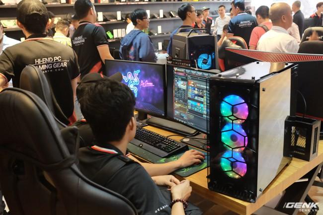 GearVN khai trương showroom trải nghiệm sản phẩm gaming cao cấp tại TP.HCM - Ảnh 11.