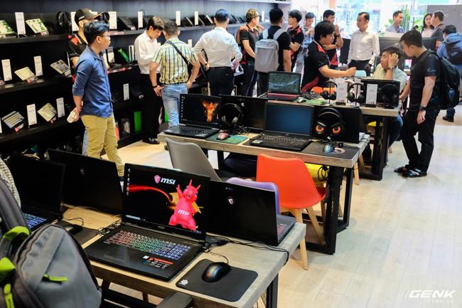 GearVN khai trương showroom trải nghiệm sản phẩm gaming cao cấp tại TP.HCM - Ảnh 3.
