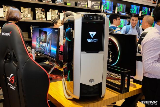 GearVN khai trương showroom trải nghiệm sản phẩm gaming cao cấp tại TP.HCM - Ảnh 10.
