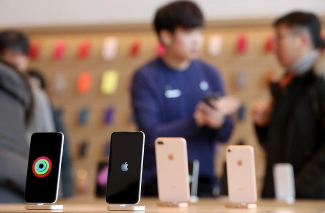 Hy vọng Apple Garosugil sẽ giúp Apple lấy lại uy tín trong mắt người tiêu dùng Hàn Quốc.