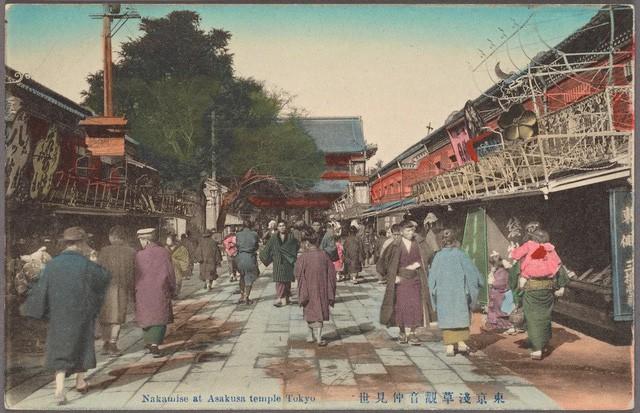 Tokyo từng yên bình đến lạ thường trước khi trở thành đô thị sầm uất nhất thế giới - Ảnh 15.