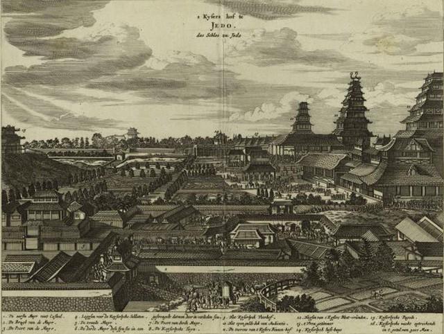 Tokyo từng yên bình đến lạ thường trước khi trở thành đô thị sầm uất nhất thế giới - Ảnh 3.