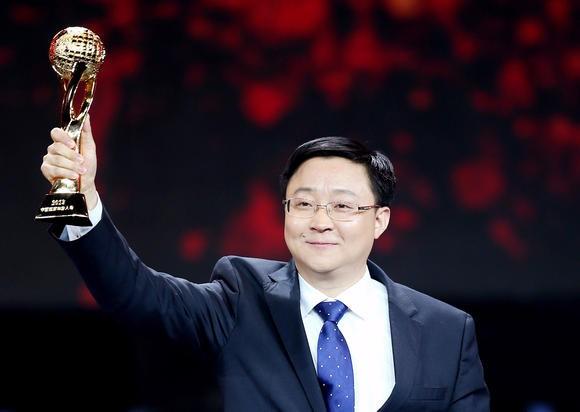 Ông Liu Qingfeng, chủ tịch iFlytek.
