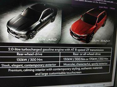 Nóng: Lộ thông số kỹ thuật được cho là của xe VinFast - Ảnh 1.