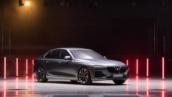 Tường thuật trực tiếp lễ ra mắt xe hơi VinFast tại Paris Motor Show 2018 - Ảnh 2.