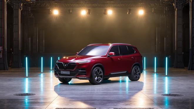 Tường thuật trực tiếp lễ ra mắt xe hơi VinFast tại Paris Motor Show 2018 - Ảnh 3.