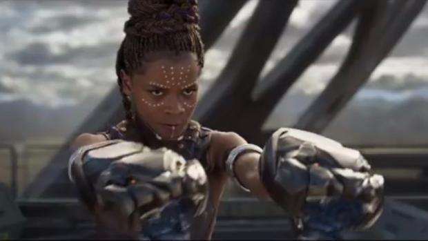 Shuri, cô em gái tài trí của Black Panther sắp có series comic riêng - Ảnh 1.