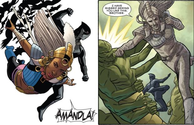 Shuri, cô em gái tài trí của Black Panther sắp có series comic riêng - Ảnh 2.