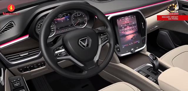 Nóng: Lộ thông số kỹ thuật được cho là của xe VinFast - Ảnh 4.