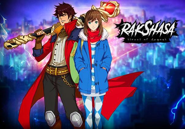 Rakshasa – Street of Demons: Game online tuyệt phẩm dựa trên truyện tranh ăn khách - Ảnh 1.