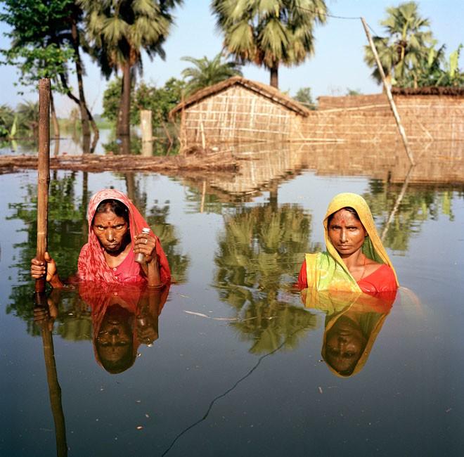 Loạt ảnh biết nói về những con người phải cực khổ chống lại hậu quả của biến đổi khí hậu - Ảnh 3.