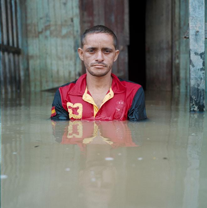 Loạt ảnh biết nói về những con người phải cực khổ chống lại hậu quả của biến đổi khí hậu - Ảnh 4.