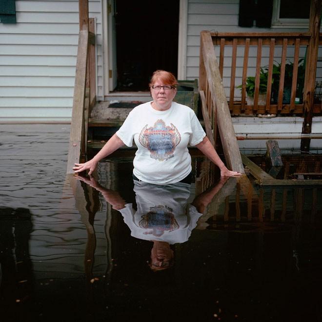 Loạt ảnh biết nói về những con người phải cực khổ chống lại hậu quả của biến đổi khí hậu - Ảnh 6.