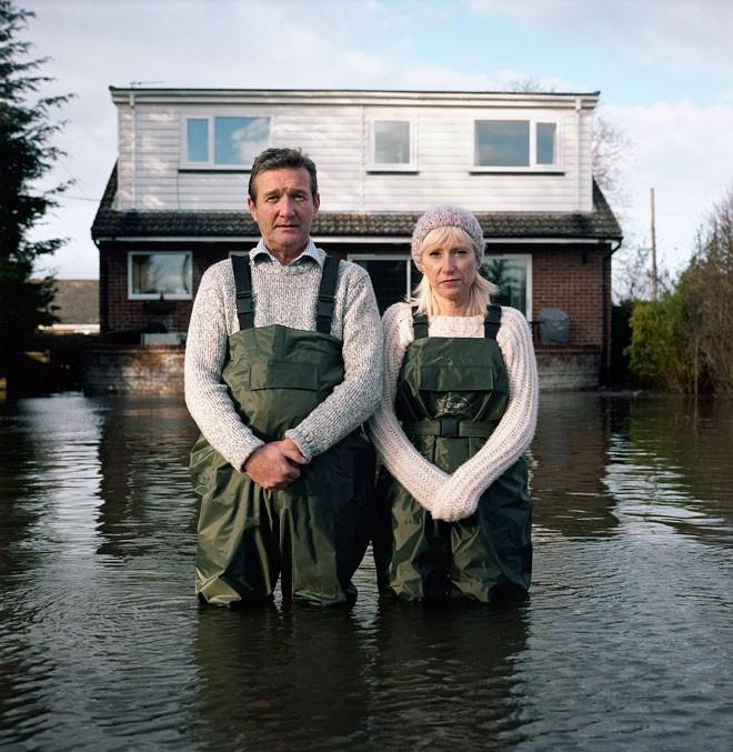 Loạt ảnh biết nói về những con người phải cực khổ chống lại hậu quả của biến đổi khí hậu - Ảnh 10.