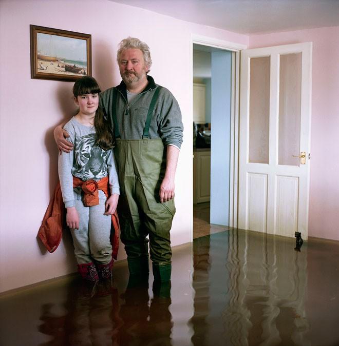 Loạt ảnh biết nói về những con người phải cực khổ chống lại hậu quả của biến đổi khí hậu - Ảnh 14.