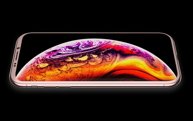 Cùng ngắm concept iPhone 2019 theo phong cách trán cao, không tai thỏ, tràn đáy tương tự Bphone 3 - Ảnh 2.