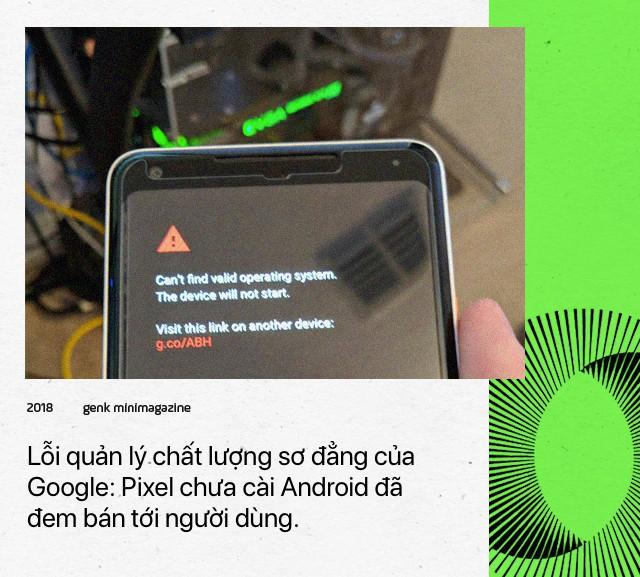 Nhìn thấu bản chất: Vì sao Google Pixel hay Microsoft Surface dùng rất sướng nhưng nhiều lỗi vặt và dễ hỏng? - Ảnh 2.