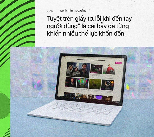 Nhìn thấu bản chất: Vì sao Google Pixel hay Microsoft Surface dùng rất sướng nhưng nhiều lỗi vặt và dễ hỏng? - Ảnh 8.