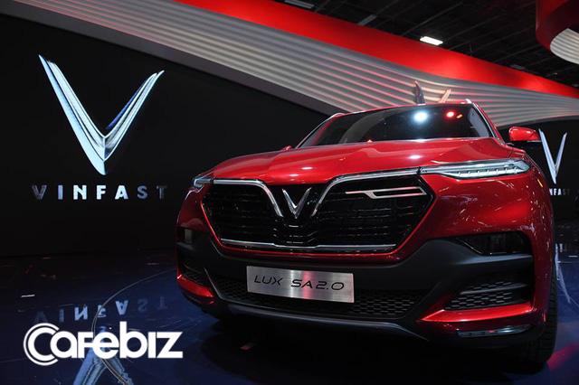 """Trả lời câu hỏi """"sản phẩm hay truyền thông có trước"""", Shark Vương lấy ví dụ VinFast, Vinaxuki, Thaco và khẳng định: Khi xe Vinfast ra đời chắc chắn tôi sẽ mua! - Ảnh 3."""