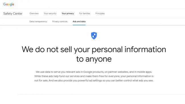 Google biết những gì về bạn? - Ảnh 1.
