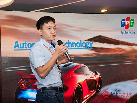 FPT sắp thử nghiệm xe tự hành trong các khu công nghệ cao ở Hà Nội, TP.HCM - Ảnh 2.