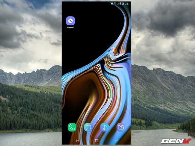 Dùng thử Samsung Internet Browser 9: Giao diện mới, chế độ nền tối, khóa chế độ bí mật - Ảnh 1.