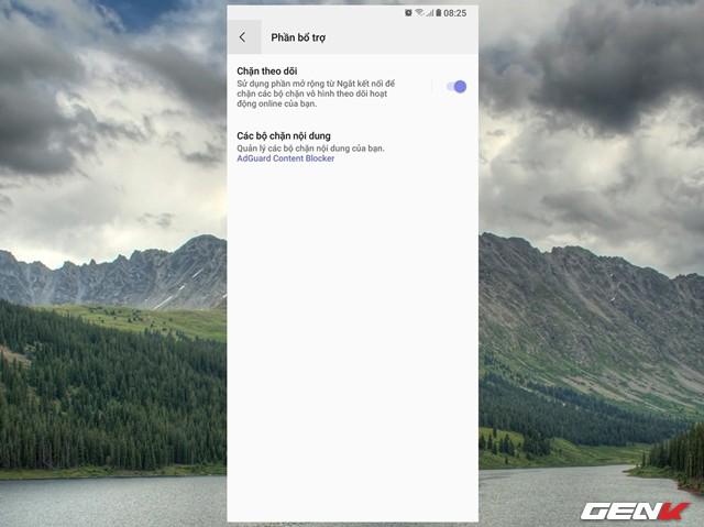 Dùng thử Samsung Internet Browser 9: Giao diện mới, chế độ nền tối, khóa chế độ bí mật - Ảnh 10.