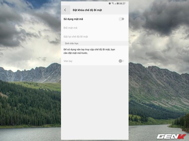 Dùng thử Samsung Internet Browser 9: Giao diện mới, chế độ nền tối, khóa chế độ bí mật - Ảnh 15.