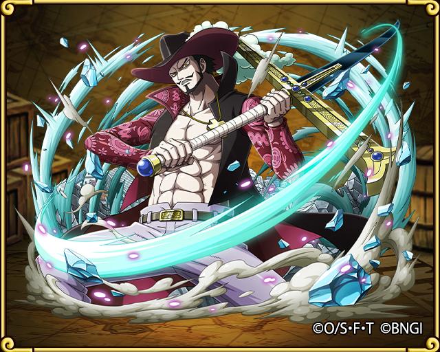 One Piece: 11 sự thật thú vị về Dracule Mihawk - Kiếm sĩ số 1 thế giới, mạnh ngang Tứ Hoàng Shanks Tóc đỏ - Ảnh 5.