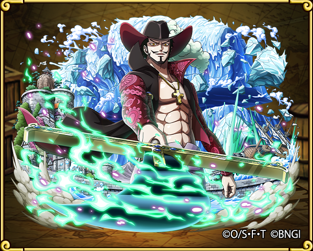 One Piece: 11 sự thật thú vị về Dracule Mihawk - Kiếm sĩ số 1 thế giới, mạnh ngang Tứ Hoàng Shanks Tóc đỏ - Ảnh 6.