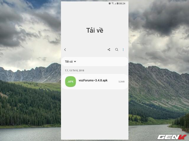 Dùng thử Samsung Internet Browser 9: Giao diện mới, chế độ nền tối, khóa chế độ bí mật - Ảnh 7.